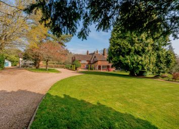 Thumbnail 8 bed detached house for sale in Old Heathfield, Heathfield, East Sussex