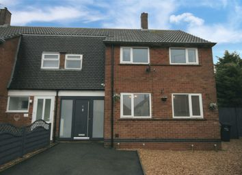 Thumbnail 3 bed end terrace house for sale in Orchard Close, Wootton, Northampton