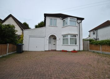 Thumbnail 3 bed detached house to rent in Scribers Lane, Hall Green, Birmingham
