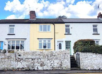 Thumbnail 2 bedroom terraced house for sale in West Cross Avenue, West Cross, Swansea
