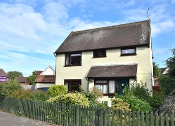 Thumbnail 3 bed detached house for sale in Dedham Meade, Colchester