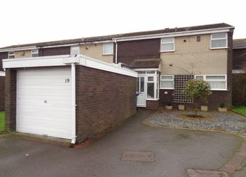 Thumbnail 3 bed terraced house for sale in Campbell Close, Coton Green, Tamworth