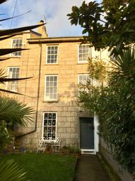Thumbnail 5 bed terraced house for sale in Morrab Place, Penzance