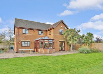 Thumbnail 4 bed detached house for sale in Heathen Street, Durley, Southampton