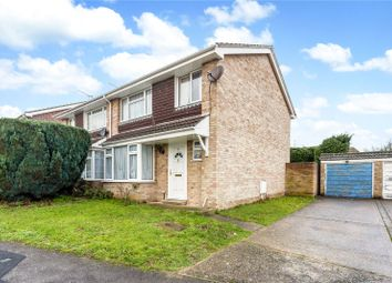 Thumbnail 3 bed semi-detached house for sale in Shifford Crescent, Maidenhead, Berkshire