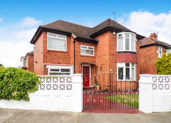 Thumbnail 3 bed detached house for sale in Ashbourne Avenue, Walker, Newcastle Upon Tyne