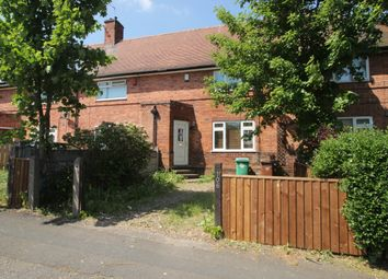 Thumbnail 2 bed terraced house to rent in Wendover Drive, Nottingham