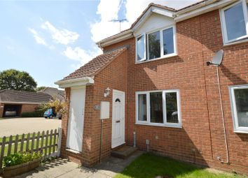 Thumbnail 2 bedroom end terrace house for sale in Churchfields, North Shoebury, Southend-On-Sea, Essex