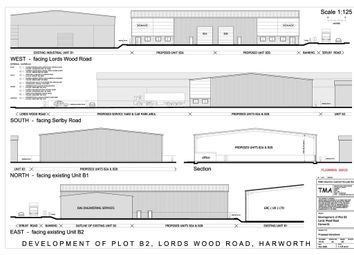 Thumbnail Light industrial to let in Units 1 & 2, Plot B2, Harworth Industrial Estate, Serlby Road, Harworth, Doncaster, South Yorkshire