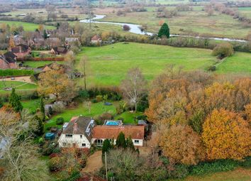 Thumbnail 4 bed detached house for sale in Lower Densome Wood, Woodgreen, Fordingbridge