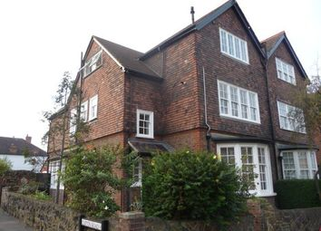 Thumbnail 2 bed flat to rent in Stafford Road, Sidcup, Kent