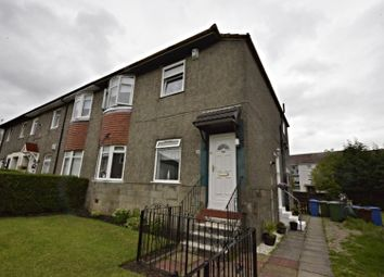 Thumbnail 2 bed flat for sale in Muirdrum Avenue, Glasgow