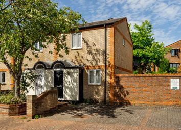 Thumbnail 2 bed end terrace house for sale in Caledonian Wharf, Isle Of Dogs, London