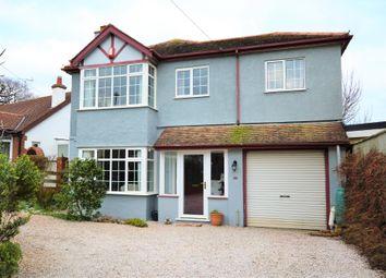 Thumbnail 4 bed detached house for sale in Hilton Crescent, Preston, Paignton
