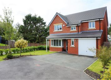 Thumbnail 4 bed detached house for sale in Miners View, Upholland