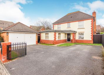 4 bed detached house for sale in Wadham Grove, Emersons Green, Bristol BS16