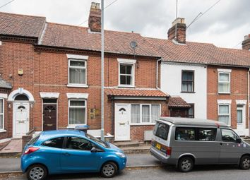 Thumbnail 3 bed terraced house for sale in Bowthorpe Road, Norwich