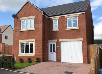 Thumbnail 4 bedroom detached house for sale in Tulip Gardens, Penrith