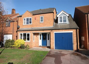 Thumbnail 4 bed detached house for sale in The Osiers, Newark, Nottinghamshire