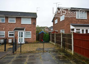 Thumbnail 1 bed semi-detached house for sale in Plantagenet Close, Winsford