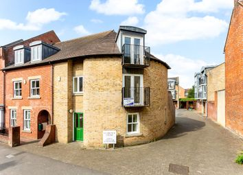 Thumbnail 3 bed semi-detached house to rent in Clarence Court, Greencroft Street, Salisbury