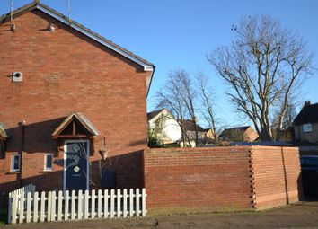 Thumbnail 1 bed terraced house for sale in Goddard Way, Saffron Walden