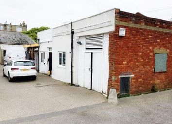 Thumbnail Warehouse for sale in Christchurch Road, Boscombe, Bournemouth
