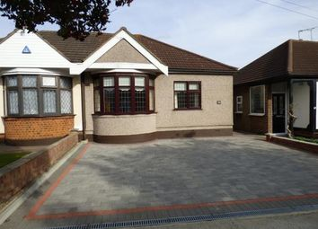 Thumbnail 2 bed bungalow for sale in Alma Avenue, Hornchurch