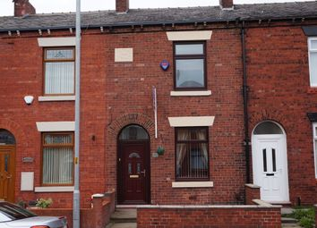 Thumbnail 2 bed terraced house to rent in Denton Lane, Chadderton, Oldham