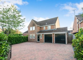Thumbnail 4 bed detached house for sale in High Street, Shipton Bellinger, Tidworth