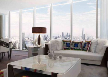 Thumbnail 1 bed flat for sale in Damac Tower, Aykon London One, Nine Elms, London