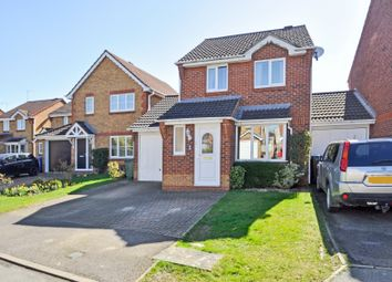 Thumbnail 3 bed detached house for sale in Kestrel Way, Bicester