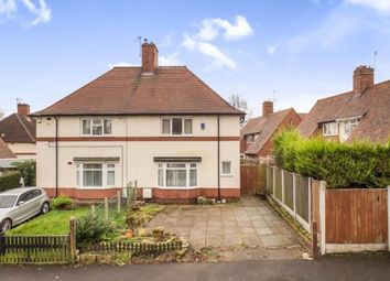 Thumbnail 3 bed semi-detached house for sale in Aston Drive, Bulwell, Nottingham, Nottinghamshire