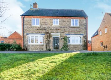 4 bed detached house for sale in Brancey Close, Thrapston, Kettering NN14
