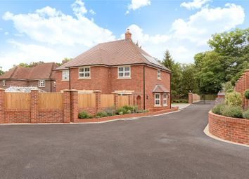Thumbnail 5 bed detached house for sale in Broadhaven, London Road, Binfield, Berkshire