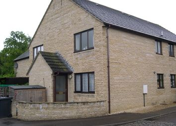 Thumbnail 1 bed end terrace house to rent in St Johns Drive, Carterton, Oxon
