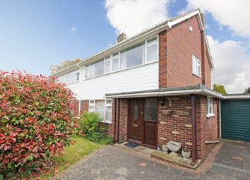 Thumbnail 3 bed semi-detached house for sale in The Warrens, Hartley, Longfield