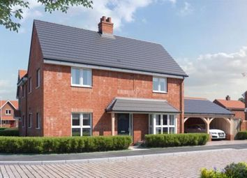 Thumbnail 4 bed detached house for sale in Birnam Mews, Oak Road, Stratford-Upon-Avon