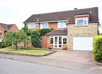 Thumbnail 4 bed detached house for sale in Eden Park Road, Yarm
