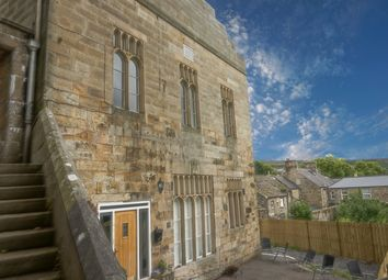 Thumbnail 4 bed maisonette for sale in The Castle, Stanhope, Bishop Auckland