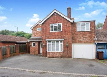 Thumbnail 4 bed link-detached house for sale in Cottage Lane, Marlbrook, Bromsgrove
