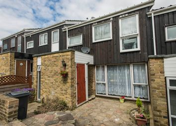 Thumbnail 4 bed terraced house for sale in Crofters Mead, Courtwood Lane, Forestdale, Croydon