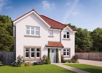 """Thumbnail 4 bedroom detached house for sale in """"The Blair"""" at Flures Crescent, Erskine"""