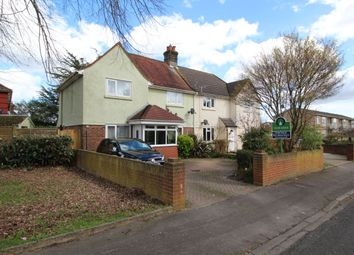 Thumbnail 3 bed semi-detached house for sale in Bishops Crescent, Southampton