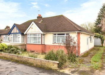 Thumbnail 2 bed semi-detached bungalow for sale in Herlwyn Avenue, Ruislip, Middlesex
