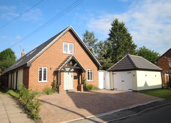 3 bed detached house for sale in Main Street, Great Glen, Leicester LE8