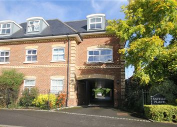 Thumbnail 1 bed flat to rent in Saville Place, Victoria Street, Englefield Green