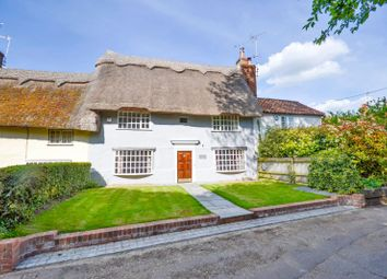 Thumbnail 3 bed terraced house for sale in The Druce, Clavering, Essex