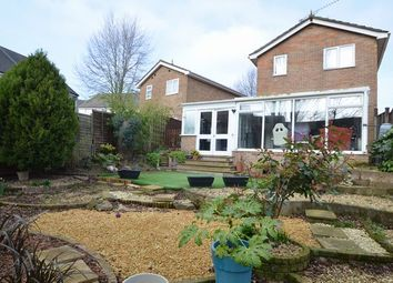 Thumbnail 3 bedroom detached house for sale in Bockland Close, Cullompton