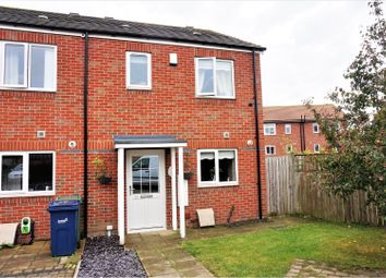 Thumbnail 3 bedroom terraced house for sale in Ladybank, Sunderland